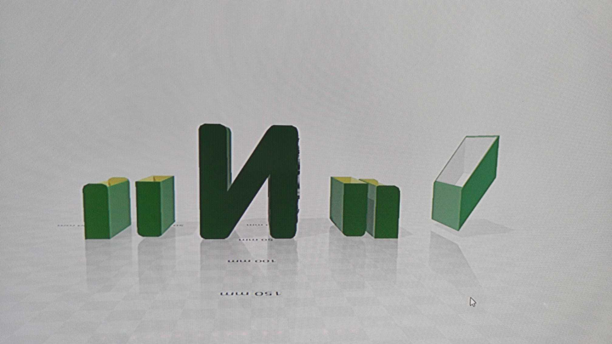 IMG-20200706-WA0149.jpg Download free 3MF file N organizer • 3D printing design, flakitasinsaber