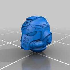Download free 3D printer designs Alpha Hydra Helmet, Calidus