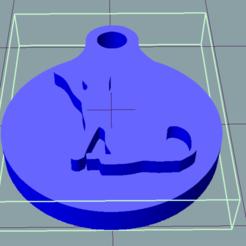 CAT 1.png Télécharger fichier STL Collier pour chat • Modèle pour impression 3D, douglaswolff