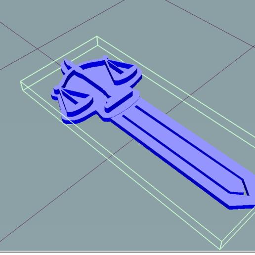 Imprimir en 3D Marcar Abogado - Marcador de pagina DIREITO, douglaswolff