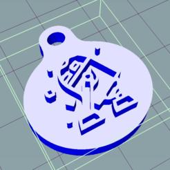 R2D2 FOTO1.png Télécharger fichier STL Collier pour animaux de compagnie (CHIEN / CHAT) R2D2 • Modèle pour impression 3D, douglaswolff