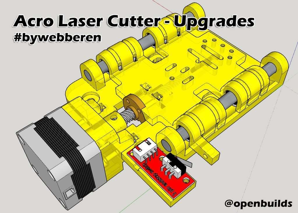 Skærmbillede-2017-12-08-13.53.jpg Télécharger fichier STL gratuit Acro Laser cutter/ingraver - Mods et mises à jour • Objet pour imprimante 3D, bywebberen