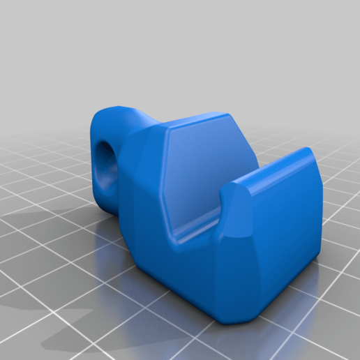 PhoneStandKeychain_v19.png Download free STL file Phonestand Keychain - simple and easy to print • 3D print model, bywebberen
