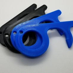 20200520_231907.jpg Download free STL file No-touch tool with wedge • 3D printer template, caz3d