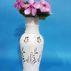 IMG20200906095526.jpg Download STL file VASE / flower pot • 3D print model, purishaktishekhar
