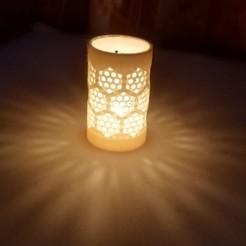 Télécharger fichier imprimante 3D Hexagone LAMP, purishaktishekhar