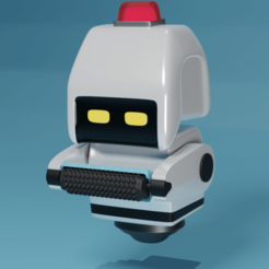 Download 3D printer designs Robot _M-O (Wall-e), Eli_Davila21