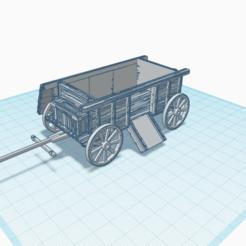 2020-06-16 16_13_41-Window.png Download STL file Hussite War Wagon • 3D printer template, pavelkaap