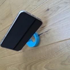 Descargar modelo 3D gratis soporte de teléfono - candice, LaFinch