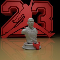 Imprimir en 3D MJ23, paltony22