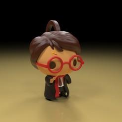 Descargar modelo 3D Llavero de Harry Potter, paltony22