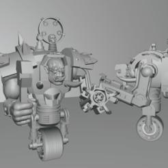 mekkaork.png Télécharger fichier STL gratuit MekkaOrk • Design pour imprimante 3D, btorfe