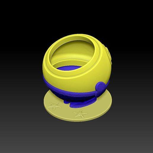 3'.JPG Download free STL file Candy boy • 3D printing object, DEssen