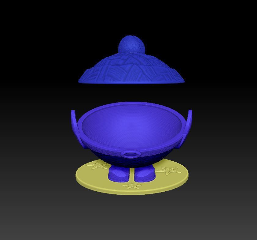 3.JPG Download free STL file Candy boy • 3D printing object, DEssen