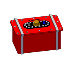 rc scale fuel cell.PNG Download STL file Rc scale fuel cell • 3D printer model, 3D-RC-Scale-Parts