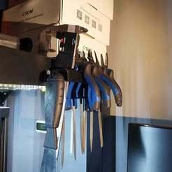 rack.jpg Download free STL file Printer tool rack • 3D printing design, masimplo