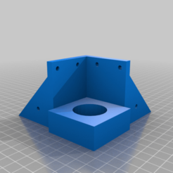 uprights_riser_20mm.png Download free STL file Upright Risers • 3D printable model, masimplo