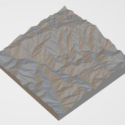 Download 3D model Urubamba Valley_Machupicchu-Peru, Borichi