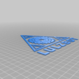 Download free 3D printer model Lulzbot Logo Layered for Single/Dual Extrusion, joshcarter