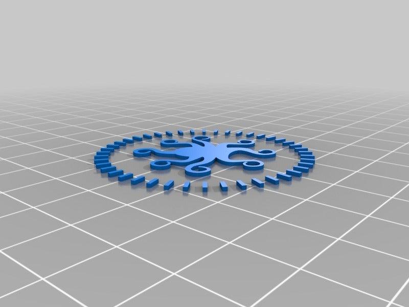 316d7def281f3158e3ff9d4d12f39dc8.png Download free STL file Lulzbot Logo Layered for Single/Dual Extrusion • 3D print template, joshcarter