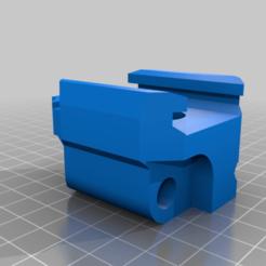 Adapter.png Télécharger fichier STL gratuit ASG CZ EVO 3 Stock de squelette de scorpion • Design pour impression 3D, azgiliath