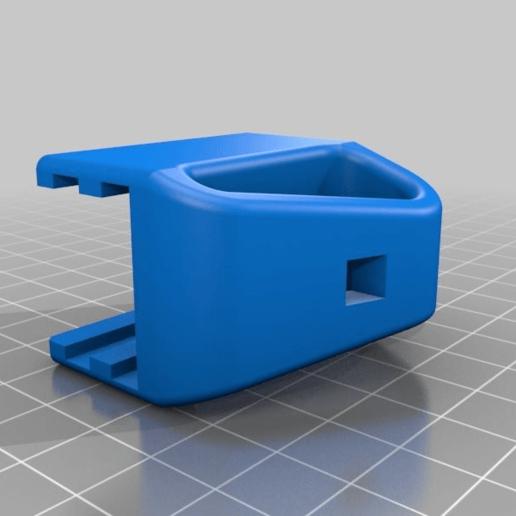 106fe5730e38d4f385c8074bcbf8361b.png Download free STL file ASG CZ EVO 3 Scorpion MAG Plate • 3D printable template, azgiliath