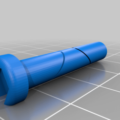 M4-PIN2.png Download free STL file M4 magic pin for airsoft • Model to 3D print, azgiliath
