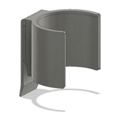 R2BS.png Télécharger fichier STL gratuit Porte-grenade de la série R2B • Plan pour impression 3D, azgiliath