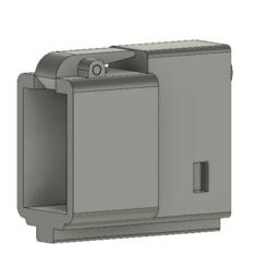 Télécharger fichier STL gratuit LCT pp-19 Adaptateur pour speedloader Odin • Objet pour imprimante 3D, azgiliath