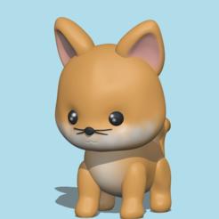 Download 3D model Cat, usagipan3dstudios