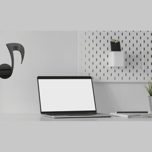 tiers (4).png Download STL file A cute shelf for decoration • 3D printing design, usagipan3dstudios