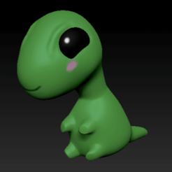 Descargar diseños 3D gratis Brachiosaurus, usagipan3dstudios