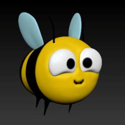 Descargar modelo 3D gratis Bee, usagipan3dstudios