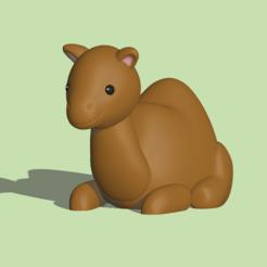 Download 3D print files Camel, usagipan3dstudios