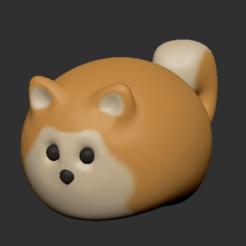 Descargar archivo 3D gratis Shiba Inu, usagipan3dstudios