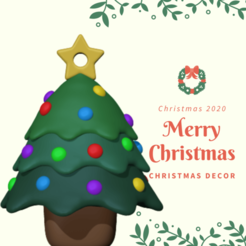 tiers (9).png Download STL file Christmas tree • 3D printer design, usagipan3dstudios