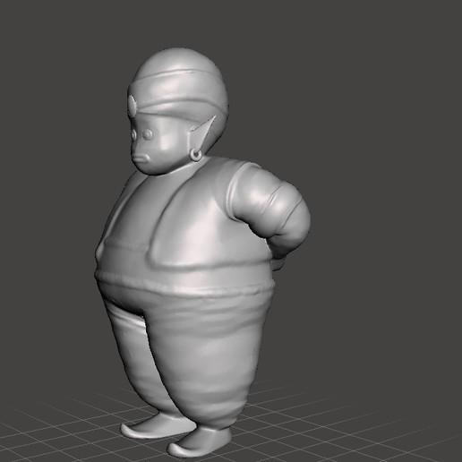 mr popo1.jpg Télécharger fichier STL gratuit BALLE DE DRAGON MR POPO • Modèle pour imprimante 3D, jorgeromoleroux