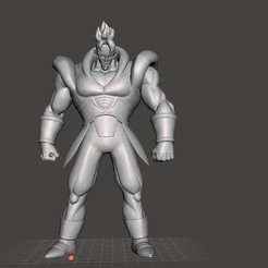 A16 1.jpg Download STL file Android 16 • 3D print model, jorgeromoleroux
