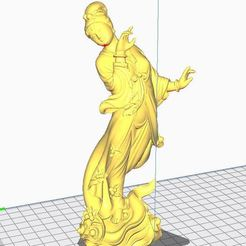 1.JPG Télécharger fichier STL Femmes asiatiques • Design imprimable en 3D, ZAYA