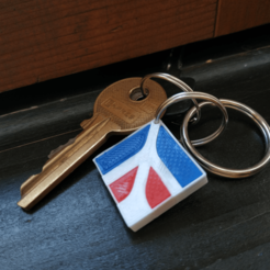 Download free STL cessna keychain, Sciecha9