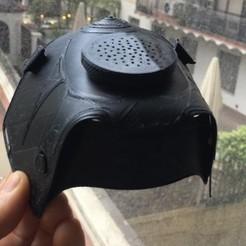 Télécharger fichier STL gratuit Masque pour la bouche et le nez • Objet pour impression 3D, Roby311