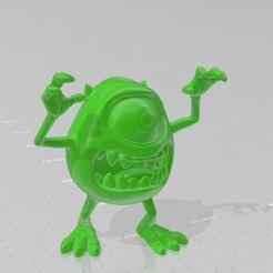 Download free 3D model mike wazosky, santiagoruge362