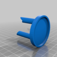 """Download free STL file Pillar for """"Cast News"""" Puzzle • 3D printable template, Carahnios"""
