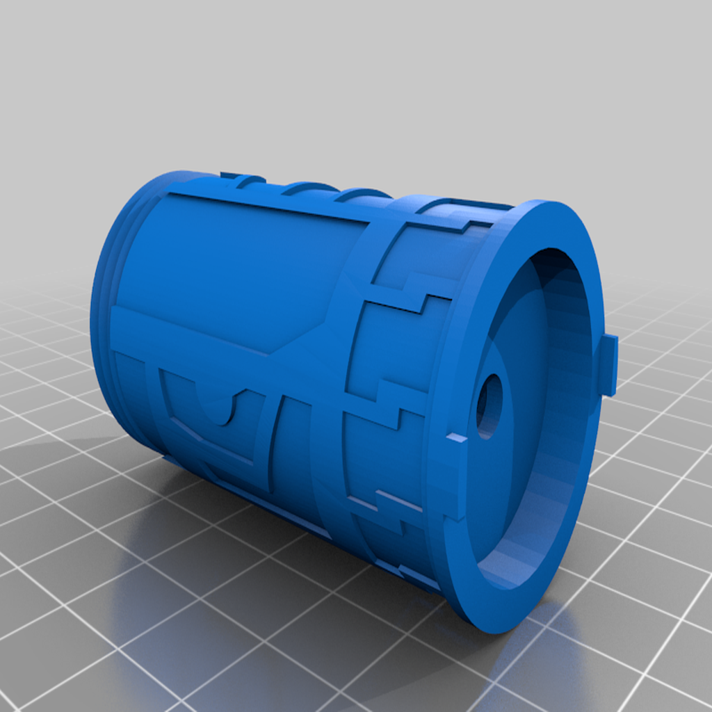 saberP3_Magnet-M.png Download free STL file Fallen Order - Magnatic Lightsaber Connector • Object to 3D print, Carahnios