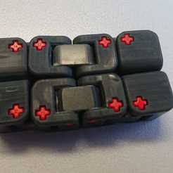 Download free STL file Endless Fidget Cube • 3D print model, Carahnios