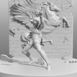 Impresiones 3D gratis Seiya, Donycan14