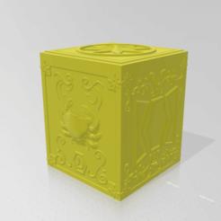 Sin título.png Télécharger fichier STL gratuit Gamme Cancer • Modèle à imprimer en 3D, Donycan14