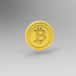 Download free 3D printing files Bitcoin, GomaRebasa
