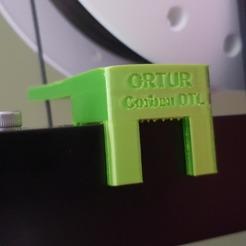 97241895_186774042458855_545382931590283264_n.jpg Download free STL file Wire Guide Ortur 4 V2 • 3D printing object, studiocorben
