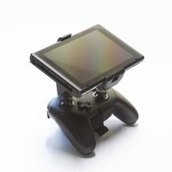 Télécharger fichier imprimante 3D PRO Controller Mount for Nintendo Switch using unique locking mechanism, Replicrafts
